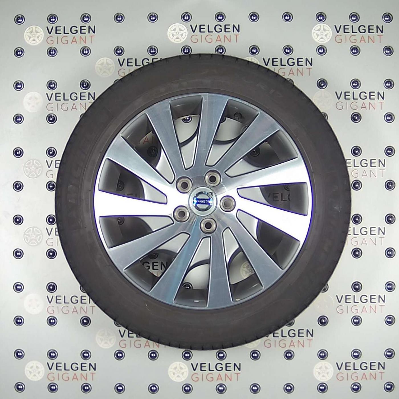 Volvo Saga Velgen Met Michelin Zomer Banden