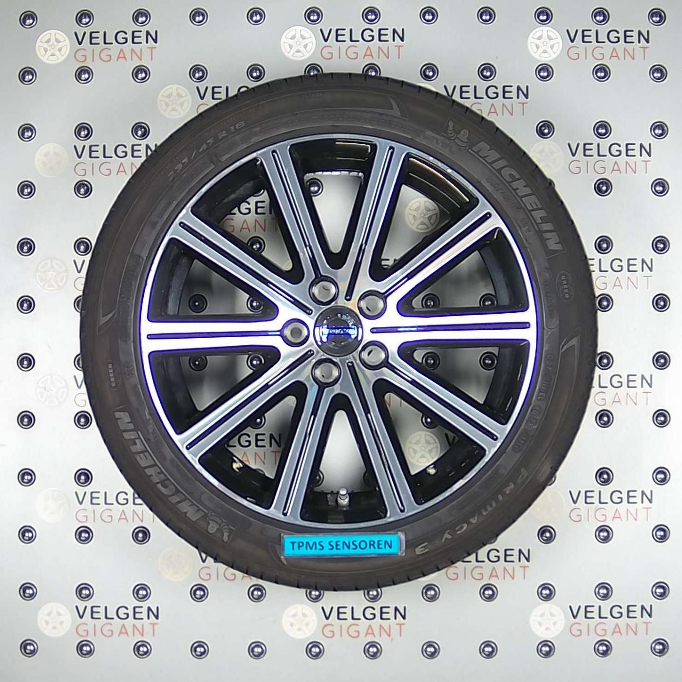 Volvo Titania Velgen 18 Met Zeer Goede Michelin Zomer